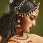 mujer-antigua-india-bella-guapa