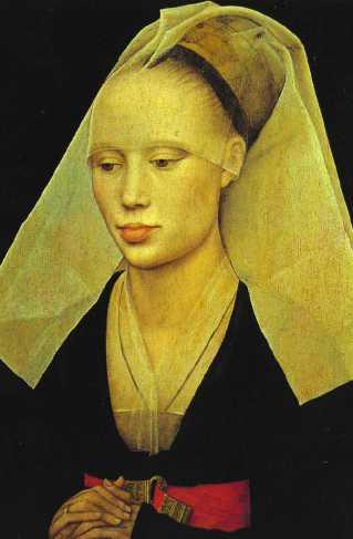 mujer medieval edad media medievo