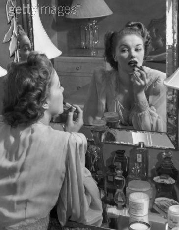 mujer pintalabios lapiz de labios Lipstick
