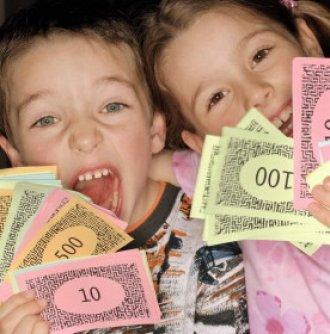 paga-semanal-ninos-hijos-dinero-plata