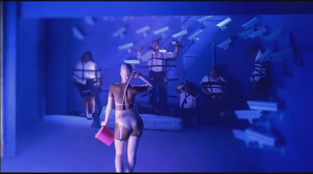 rihanna s and m video s&m