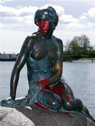 sirenita-denmark-copenhague-little mermaid 2007