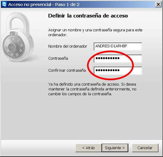 teamviewer escritorio remoto acceso presencial