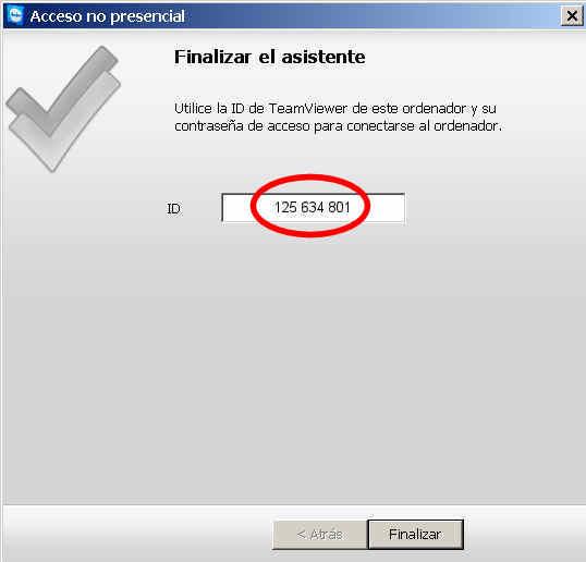 teamviewer escritorio remoto programa ID