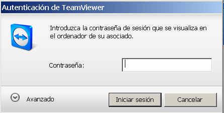 teamviewer escritorio remoto programa conectar contrasena