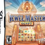 Jewel Master Egypt Nintendo DS nds 12