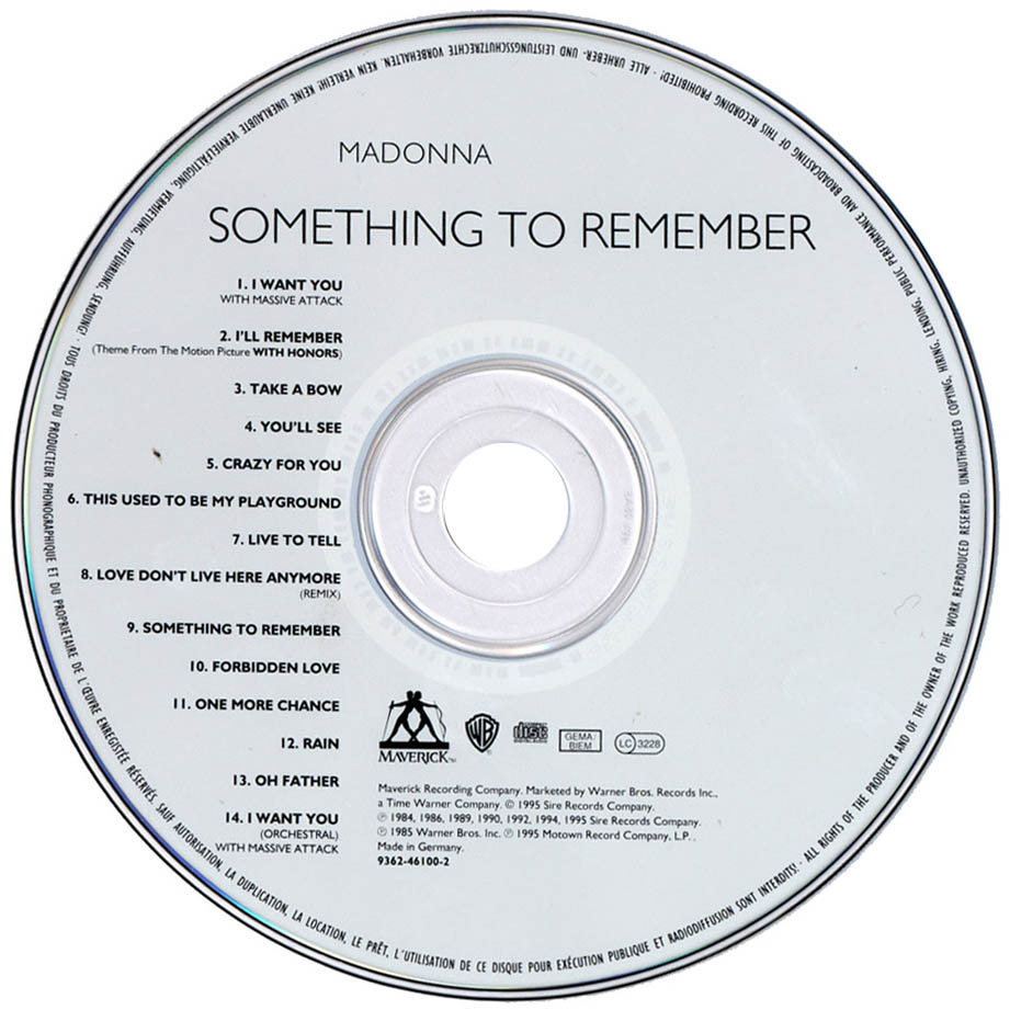 Madonna-Something_To_Remember-CD