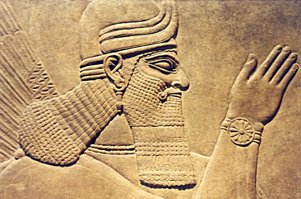 Mesopotamia_Ashurnasirpal