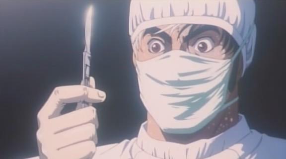 black jack pelicula 1996 tezuka anime