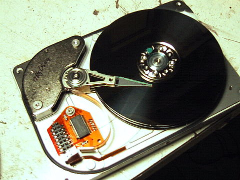disco duro hard drive