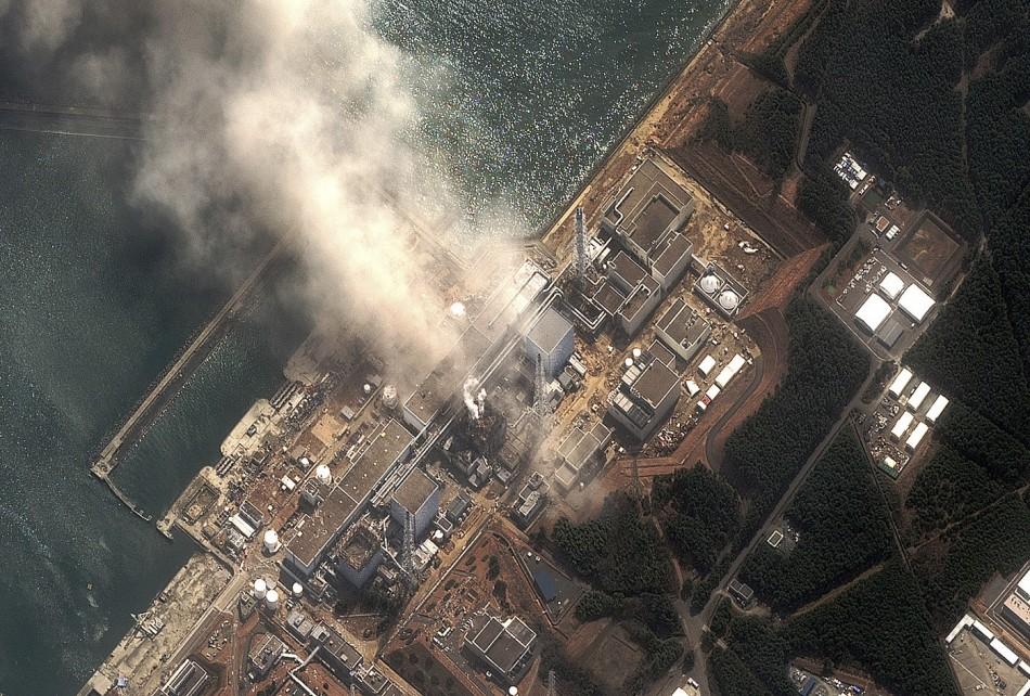 explosion central nuclear fukushima dai chi japon