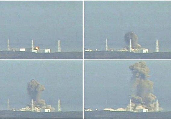 explosion central nuclear fukushima japon 2011
