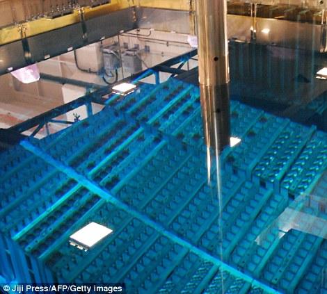 explosion central nuclear fukushima japon agua