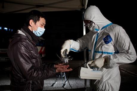 explosion central nuclear fukushima japon prueba nuclear gente