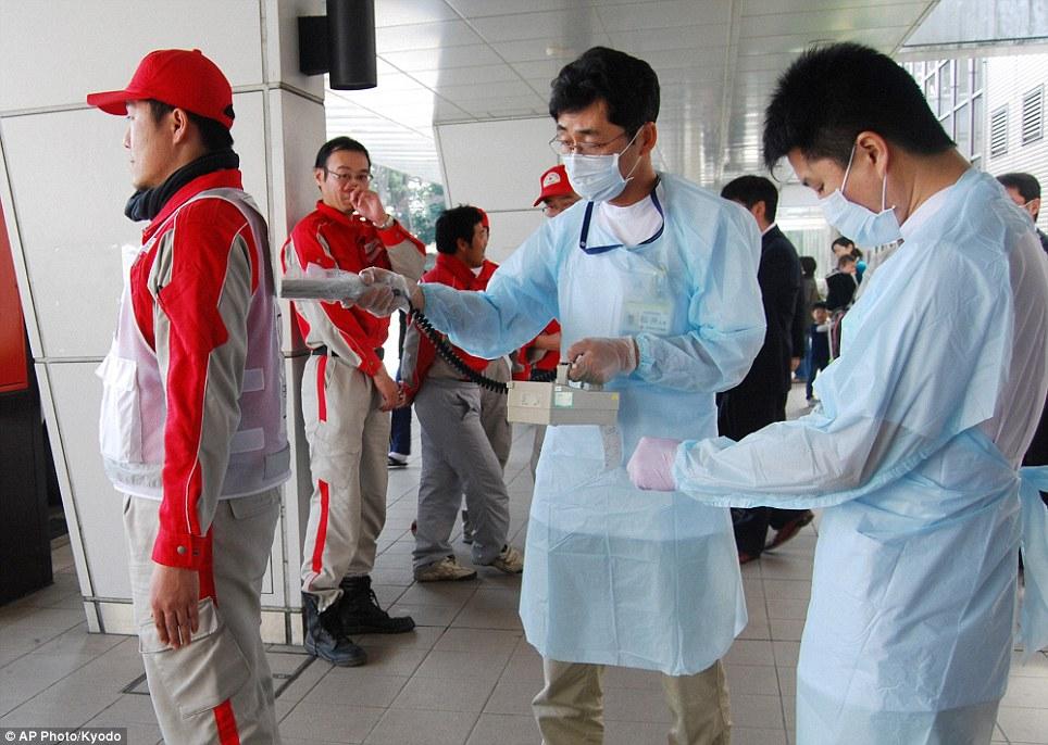 explosion central nuclear fukushima japon radiacion personas