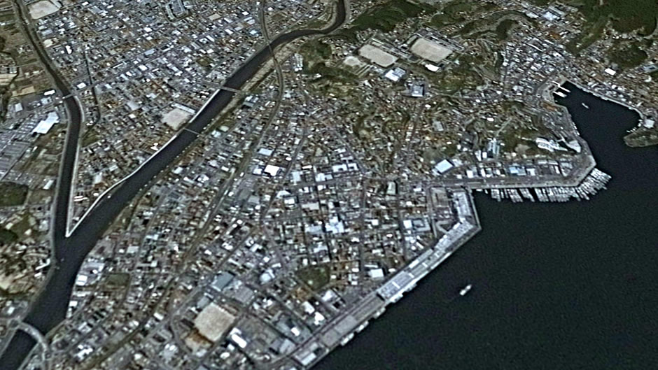 image-japan-satellite-tsunami-kesennuma-before