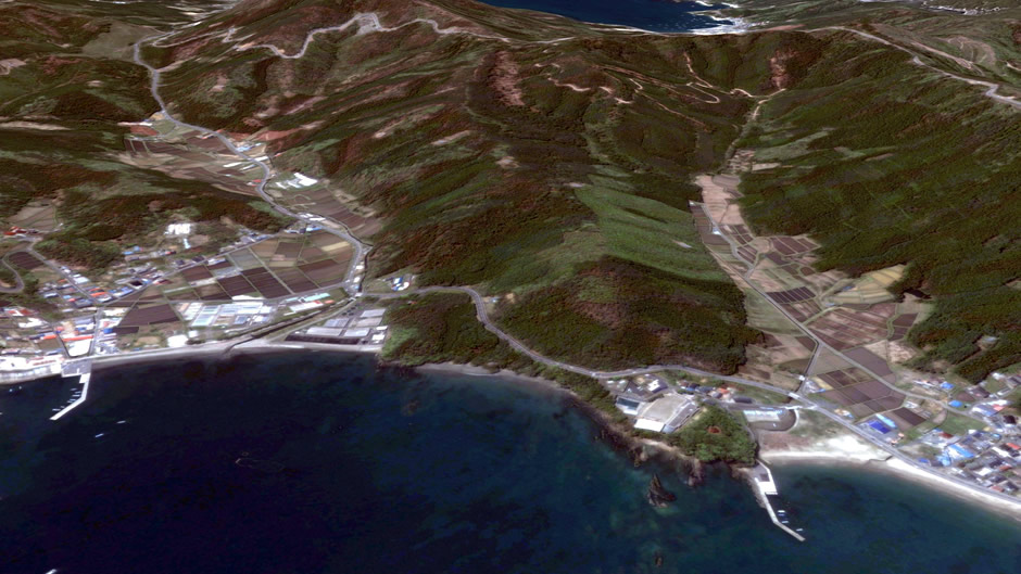 image-japan-satellite-tsunami-oshika-peninsula-yagawahama-before