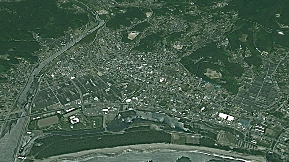 image-japan-satellite-tsunami-rikuzentakata-before