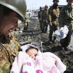 Japón tras ser devastado por el terremoto 9,0 del 11 de marzo de 2011