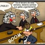 Nos vemos en los juzgados