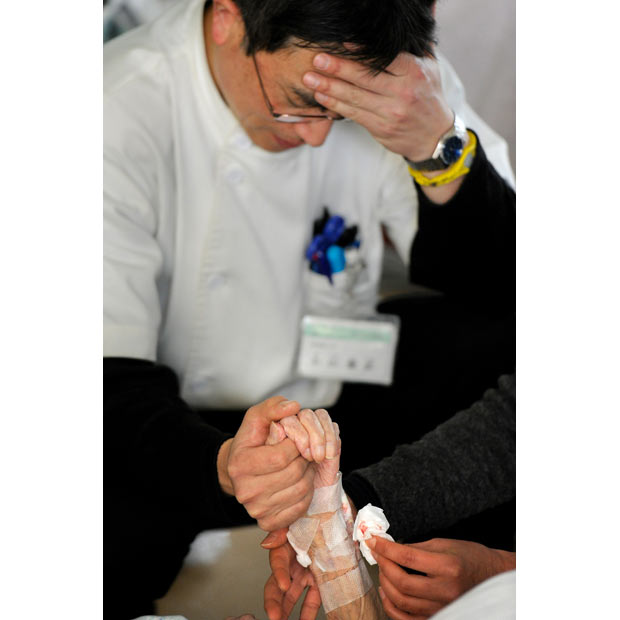 kesennuma doctor sobreviviente tsunami terremoto 2011