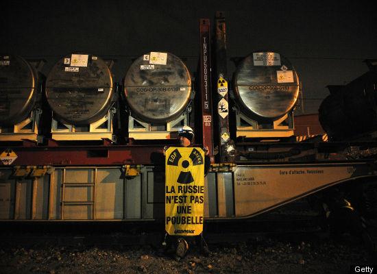 lago karachai lake karachay radiacion nuclear