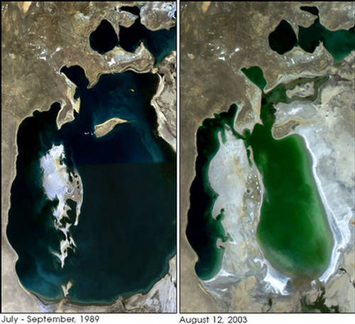 lago karachai lake karachay radiacion radiactividad