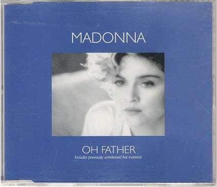 madonna oh father single sencillo alemania germany
