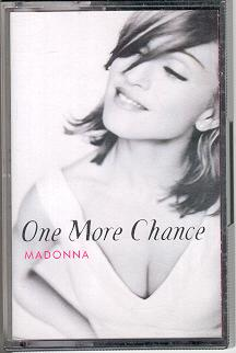 madonna one more chance single sencillo uk reino unido cassette