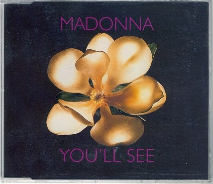 madonna you'll see alemania single sencillo germany