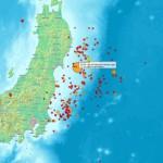 Imágenes del terremoto 8,9 en Japón el 11 de marzo de 2011