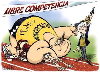 monopolios libre competencia