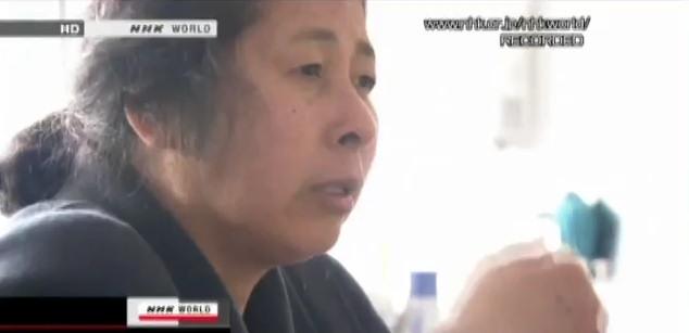 mujer rescatada terremoto japon 2011 tsunami video