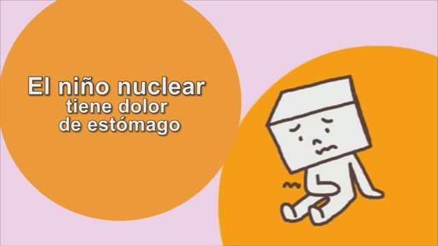 nino nuclear animacion corto radiacion japon 01