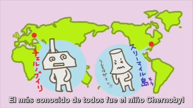 nino nuclear animacion corto radiacion japon 07