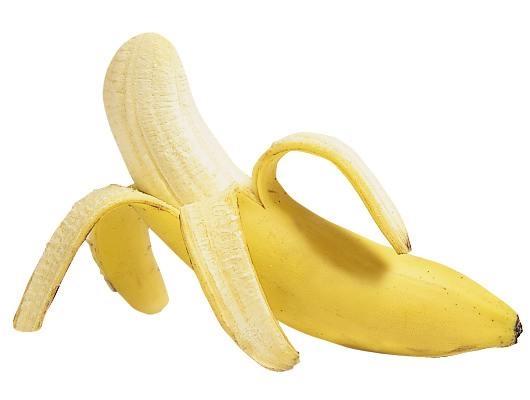 platano potasio banana