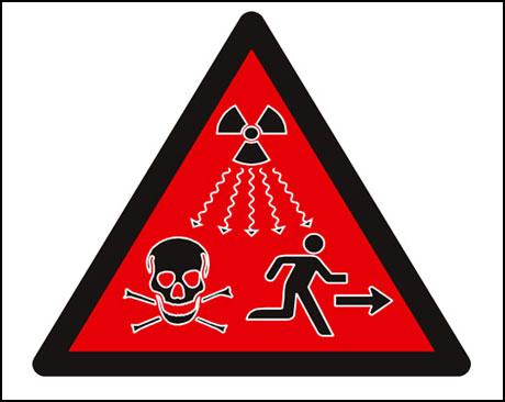 radiacion nuclear peligro ser humano