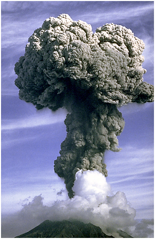 sakurajima 9 septiembre 1985 volcan japon
