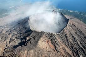 sakurajima volcan japon inactivo