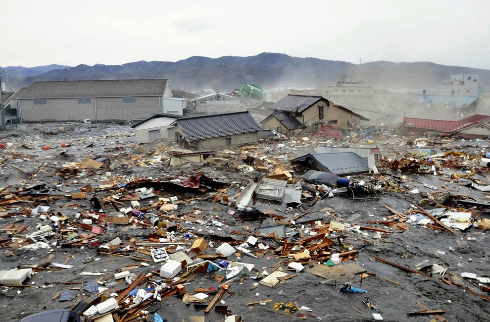 seismo japon 8.9 2011 tsunami Kesennuma Miyagi casas sismo