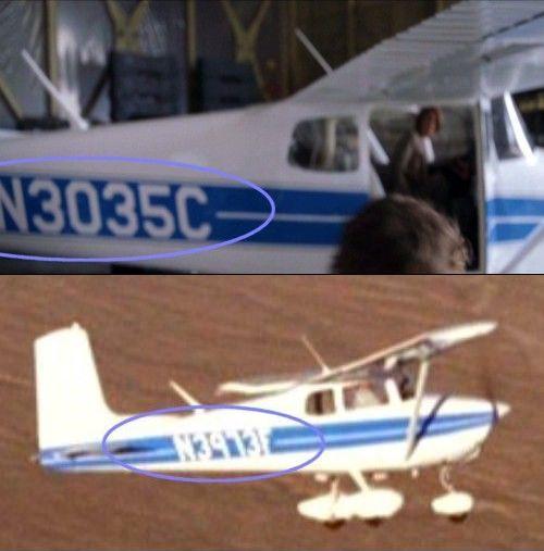 terminator 3 rebelion maquinas error gazapo avion