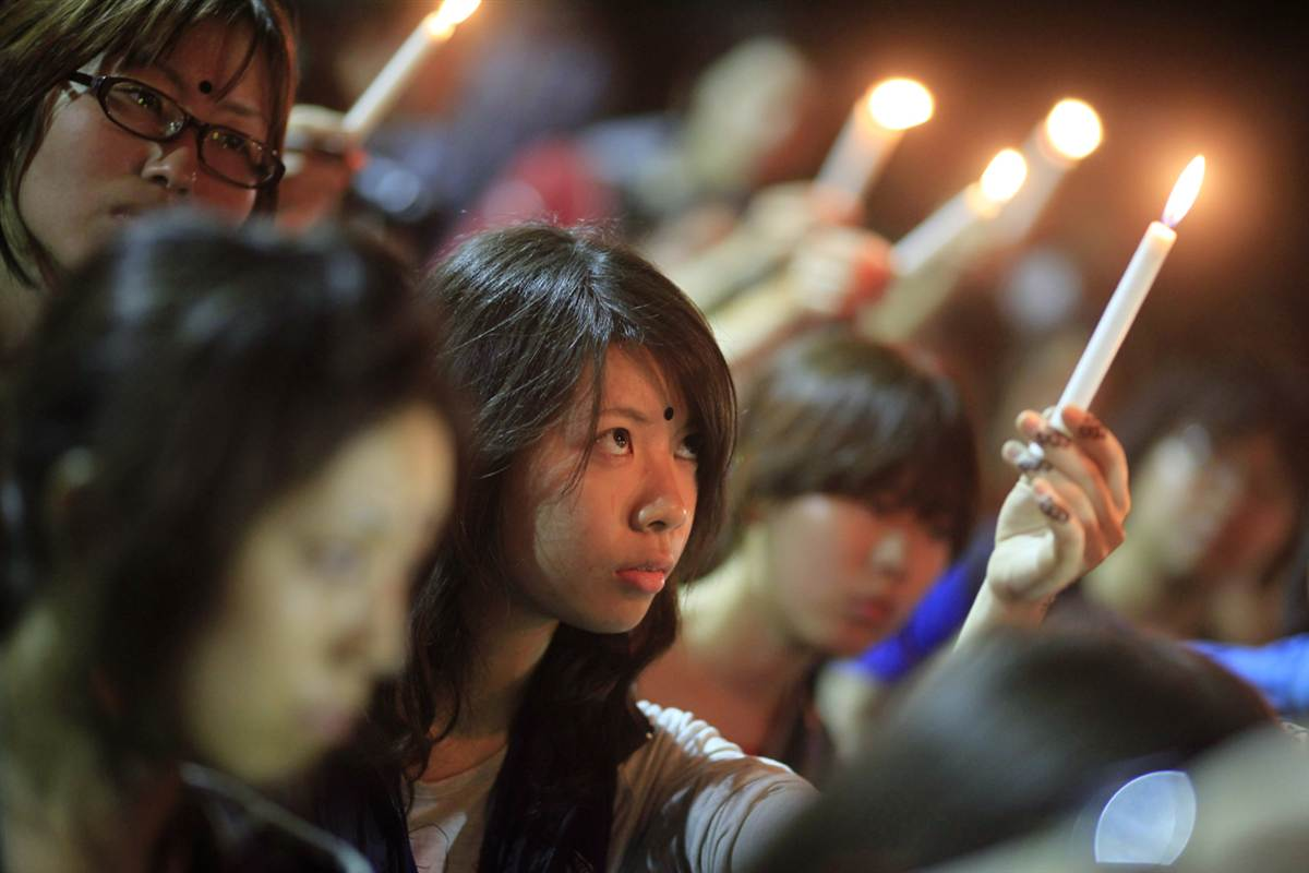 terremoto tsunami japon 2011 reaccion mundial