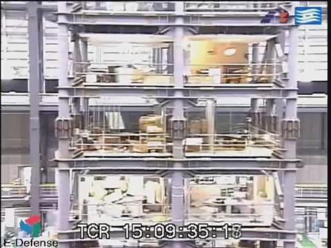 terremotos japon pruebas estructuras edificios
