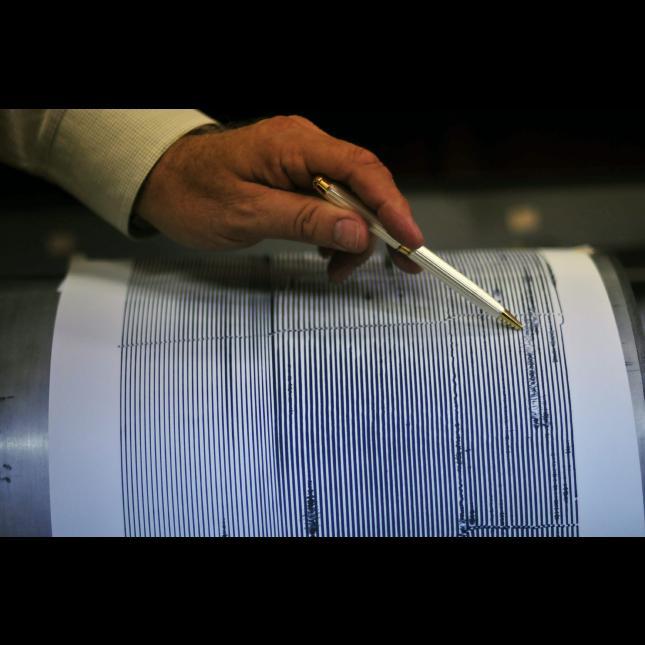 terremotos seismos sismografo