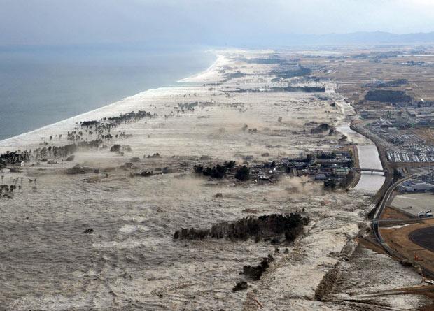 tsunami Iwamuna japon terremoto 90 costas mar olas