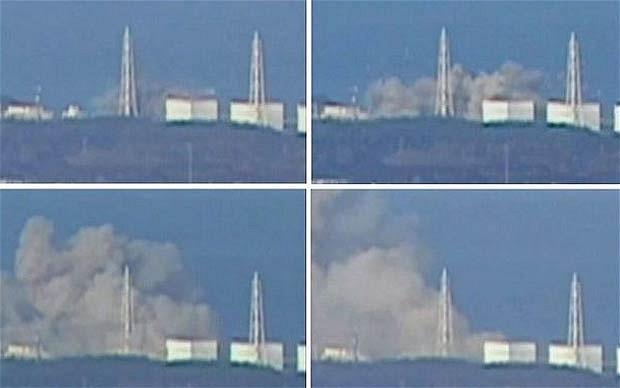 tsunami japon terremoto 2011 Fukushima Dai-ichi