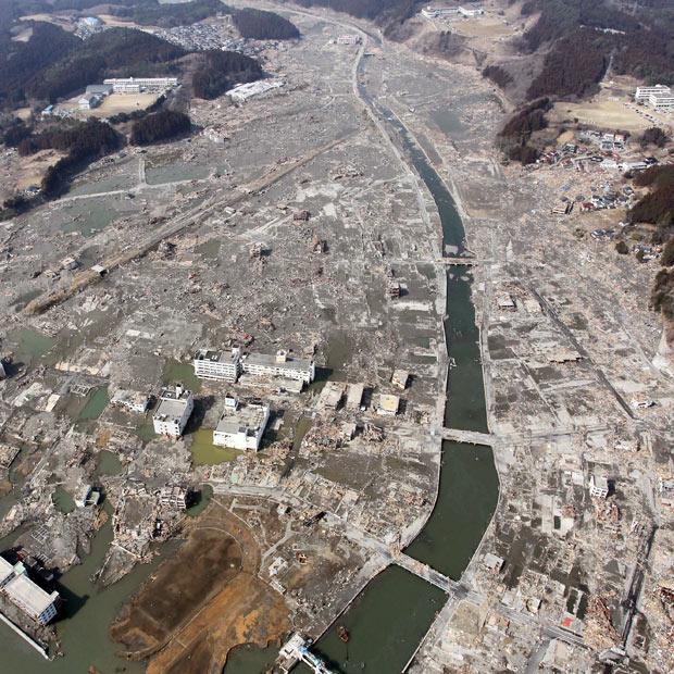 tsunami japon terremoto 2011 Minamisanriku Miyagi