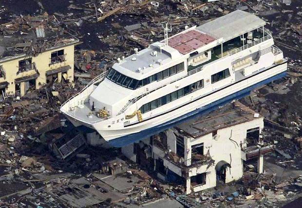 tsunami japon terremoto 2011 ferry Otsuchi Iwate