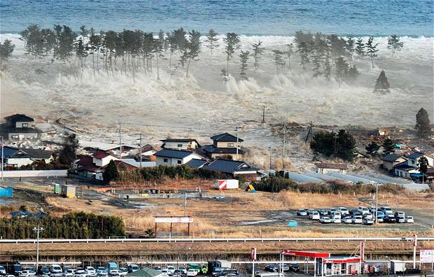 tsunami japon terremoto 2011 mar olas natori miyagi