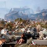 Fotos del terremoto 9,0 y tsunami en Japón el 11 de marzo de 2011